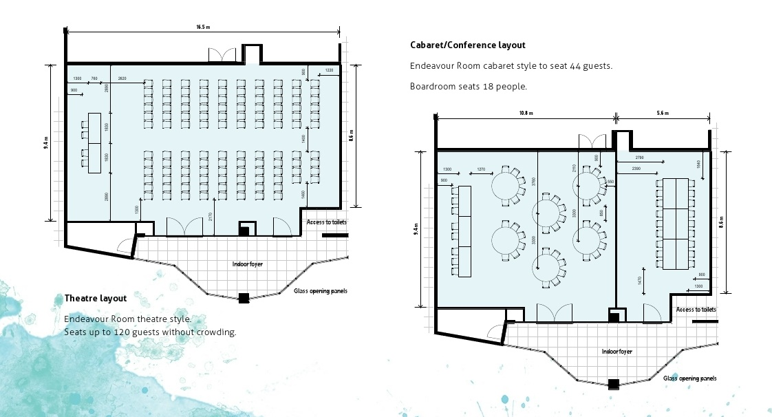 Rumba Beach Resort Floor Plans